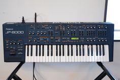 MATRIXSYNTH: Roland JP-8000 Analog Modeling Synthesizer SN AL35...