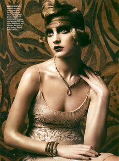 Steven Meisel for Vogue
