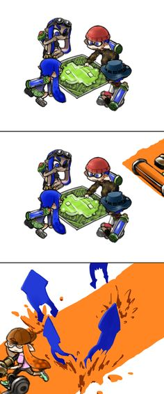 I'm that one inkling