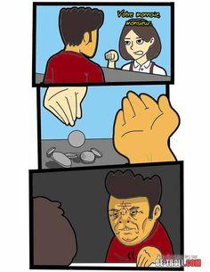 Quand on te rend la monnaie, comme ça... - Be-troll - vidéos humour, actualité insolite