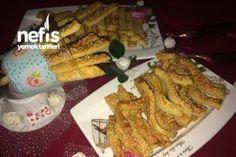 Kıyır Kıyır Sirkeli Pastane Kurabiyesi (82 Adet) – Nefis Yemek Tarifleri
