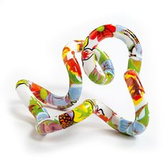 Tangle Junior Artist Rainbow Floral