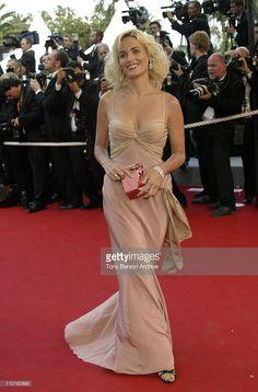Photo d'actualité : Judith Godreche during 2003 Cannes Film Festival...