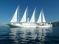 What to Expects Sailing Windstar Greek Islands