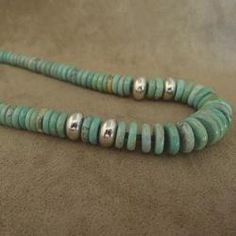 Navajo Turquoise Sterling...