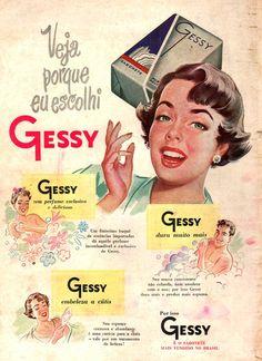 Sabonete Gessy