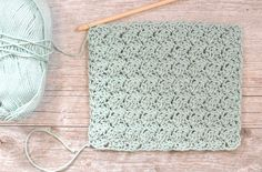 When I recently played around with the blanket stitch, it was love at first row. He he! This is a great 'go-to' stitch for so many different projects that you could make.  Not only does the blanket stitch work great for blankets, but because it creates a dense fabric, it would also be great for scarves, hats, or washcloths.  The stitch uses super simple single crochet and double crochet stitches and it works up quickly and easily.  Beyond that, it's great to use when you want to r...