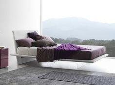 ベッド PLANA by Presotto Industrie Mobili | デザイン: Claudio Lovadina