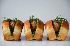 Kublanka vaří doma - Švédský sendvič