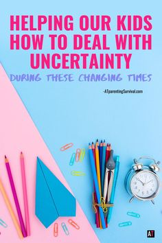 With the uncertainty of the new school year, here are some tips to help kids cope with the changes ahead. Coping Strategies For Stress, Anxiety Coping Skills, Coping With Stress, Help Kids, Our Kids, Parenting Advice, Kids And Parenting, How To Calm Anxiety