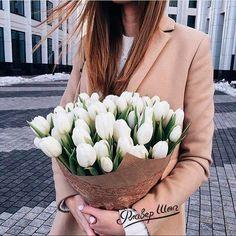 Я уже хочу весну и тюльпанов. 😇 💐  #весна #тюльпаны #флавершоп