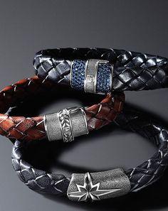 Men's Jewelry - Designer Jewelry for Men - David Yurman #men'sjewelry