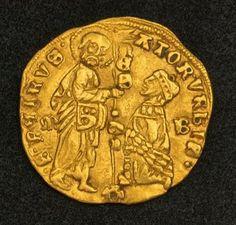 Rome Gold Ducat Coin Fiorino Romano
