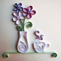 Have You Seen This Cool Art: Paper Quilling Designs & Patterns