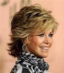 Jane Fonda's hairstyles