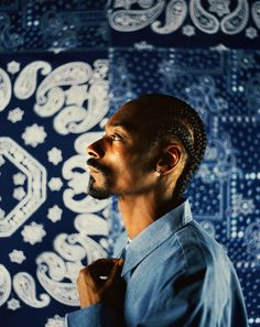 Snoop Dogg by Jonathan Mannion.