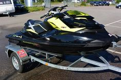 Seadoo RXP-260 RS m/henger 58 TIMER!!! -