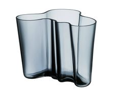 Vase en verre coloré Vase en verre coloré Collection Alvar Aalto by iittala | design Alvar Aalto