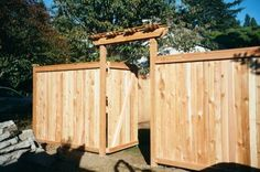 Custom Built Fences
