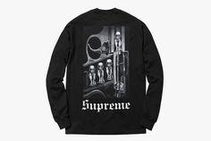 Supreme x Giger