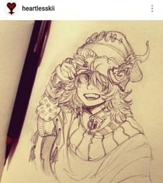 Follow heartlesskii on instagram for more - sketch reference