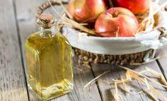 Nagelpilz mit Apfelessig behandeln
