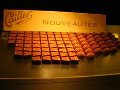 Le Gruyère Callier Chocolate Factory - MUST EAST CHOCOLATE in Switzerland. After researching, a few favorite chocolate shops are Sprungli and Teuscher in Zurich, Martel in Geneva, and Poyet in Vevey.