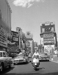 1958 New York City