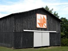 Barn Quilts and the American Quilt Trail: November 2011