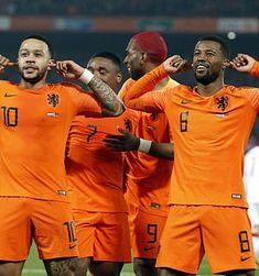 fc9528a1d Holland 4-0 Belarus  Memphis Depay is the star with brace as Ronald Koeman s