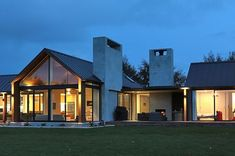 Invercargill House, Southland Mason & Wales Architects » Archipro: