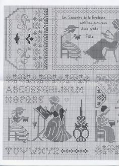Schema punto croce Arte-ricamo-5