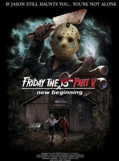 Friday The 13th Pt 5
