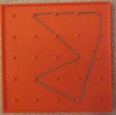 Area of Polygons on a Geoboard