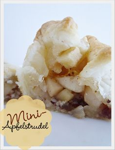 Apple Strudel - my favorite cake!