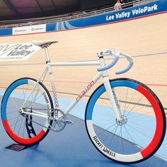 velodrome | Shared from http://hikebike.net