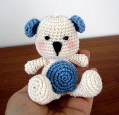 Teddy Eddy ~ free pattern