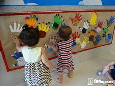 Desenvolvendo a memória e o aprendizado dos pequenos Activities For One Year Olds, Toddler Learning Activities, Class Activities, Sensory Activities, Infant Activities, Senses Preschool, Preschool Science, Baby Crafts, Crafts For Kids