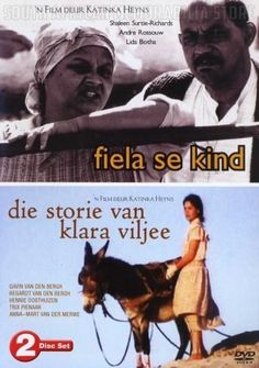 FIELA SE KIND / DIE STORIE VAN KLARA VILJEE - South African Double DVD *New* - South African Memorabilia Store New South, Afrikaans, New Movies, South Africa, Growing Up, Movie Tv, My Life, Stage, Southern
