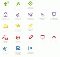 pictogrammes-ville-saint-didier-identite Nouvelle identité visuelle de la ville de Saint-Didier-Au-Mont-d'Or... le trait d'union entre ville et campagne !