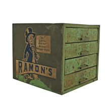 Ramon's Little Doctor Drug Store Cabinet C1935