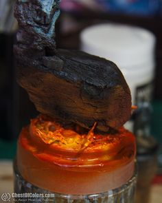 How to make lava splashes - tutorial (29)