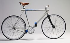 Art Frames - designed by Denis Meyers for Vanmoof, in cooperation with Fixerati - (more info : wesley@vanmoof.com)