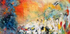 """Saatchi Online Artist annette margulies; Painting, """"PROMISES TO KEEP"""" #art"""
