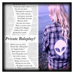 """""""Private roleplay"""" by princ-xss ❤ liked on Polyvore"""