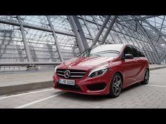 Mercedes-Benz new B-Class | TVideo.Net