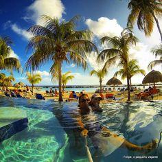 Sunscape Curaçao - um resort all inclusive paradisíaco no Caribe