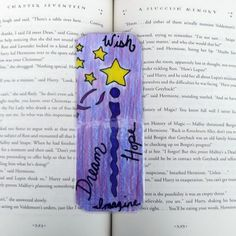 Dream, Hope and Wish Bookmark, Inspirational Bookmark, Girl's Bookmark, Motivational Bookmark, Girl's Christmas Gifts, Stocking Stuffer by DivinitysDivineTouch on Etsy