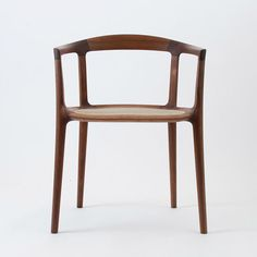 there's something very elegant about this chair. I wonder how comfortable it is to sit in?