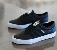 adidas Skateboarding Adi-Ease Eldridge-Black-Running White